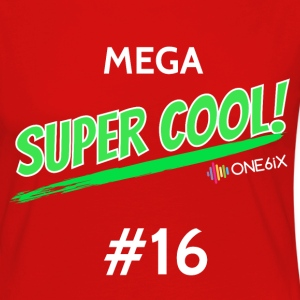 Mega Super Cool - Women's Premium Longsleeve Shirt