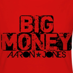 Big Money aaron jones - Women's Premium Longsleeve Shirt