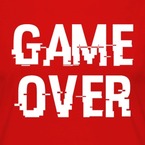 Game Over - Women's Premium Longsleeve Shirt