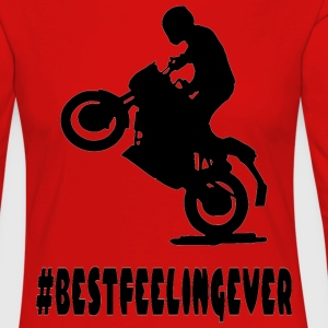 BEST_FEELING_2 - Women's Premium Longsleeve Shirt