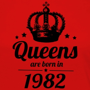 Queen 1982 - Women's Premium Longsleeve Shirt