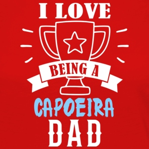 Capoeira father - Women's Premium Longsleeve Shirt