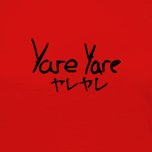 Yare Yare - T-shirt manches longues Premium Femme