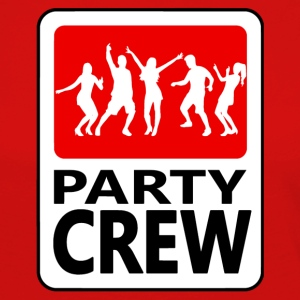 Party Crew - Frauen Premium Langarmshirt