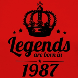 Legends 1987 - Women's Premium Longsleeve Shirt