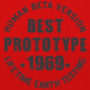 1969 - The year of birth of legendary prototypes - Women's Premium Longsleeve Shirt