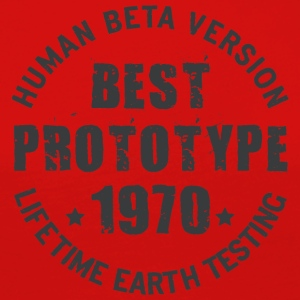 1970 - The year of birth of legendary prototypes - Women's Premium Longsleeve Shirt