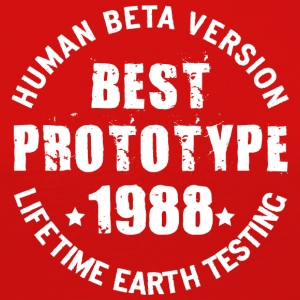 1988 - The year of birth of legendary prototypes - Women's Premium Longsleeve Shirt