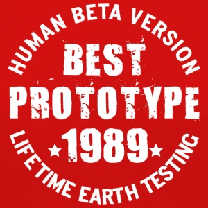 1989 - The year of birth of legendary prototypes - Women's Premium Longsleeve Shirt