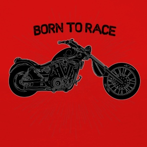 Born to race! - Women's Premium Longsleeve Shirt