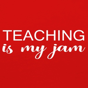 Teaching jam - Women's Premium Longsleeve Shirt