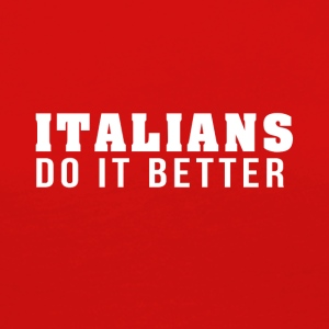 Italians are the best! - Women's Premium Longsleeve Shirt