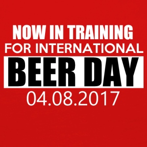 Training for international BEER DAY - Women's Premium Longsleeve Shirt