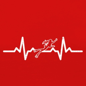 My heart beats for diving - Women's Premium Longsleeve Shirt