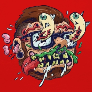 Skater Swag Alternative - Frauen Premium Langarmshirt