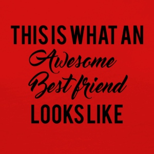Best friends: This is what an awesome Best Friend - Women's Premium Longsleeve Shirt