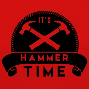 Zimmermann: It´s Hammer Time - Frauen Premium Langarmshirt