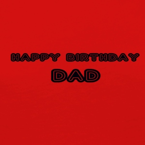 happy birthday dad - Women's Premium Longsleeve Shirt