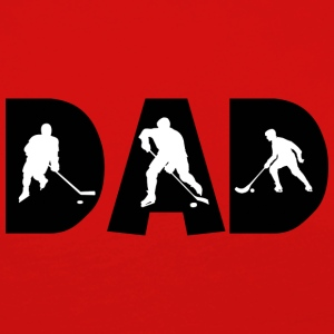 Hockey Dad - Frauen Premium Langarmshirt