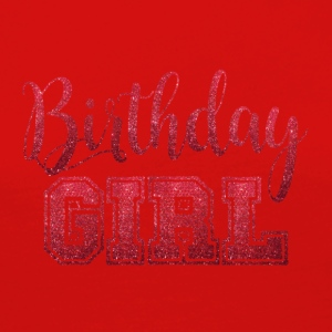 BIRTHDAY COLLECTION - Vrouwen Premium shirt met lange mouwen