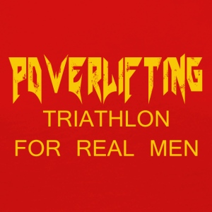 TRIATHLON FOR REAL MEN - Women's Premium Longsleeve Shirt