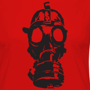 gas mask - Women's Premium Longsleeve Shirt
