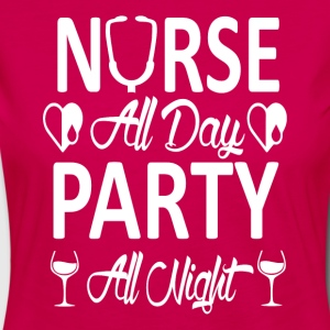 Party Nurse - Women's Premium Longsleeve Shirt