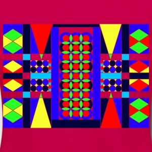 Geometry / colored - Women's Premium Longsleeve Shirt
