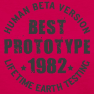 1982 - The year of birth of legendary prototypes - Women's Premium Longsleeve Shirt