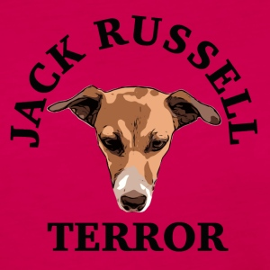 terreur Jack Russell - T-shirt manches longues Premium Femme