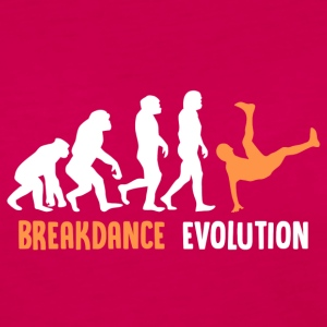 ++ ++ Breakdance Evolution - Women's Premium Longsleeve Shirt