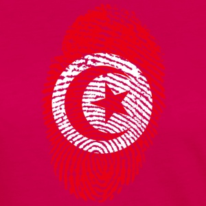 IN LOVE WITH TUNISIA - Frauen Premium Langarmshirt