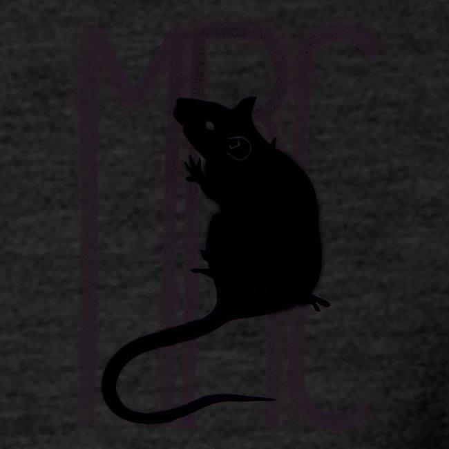 MRC Banksy rat black
