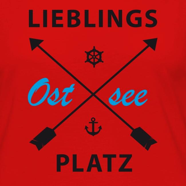 Lieblingsplatz Ostsee