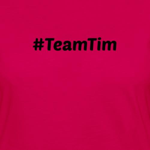 TeamTim - Women's Premium Longsleeve Shirt