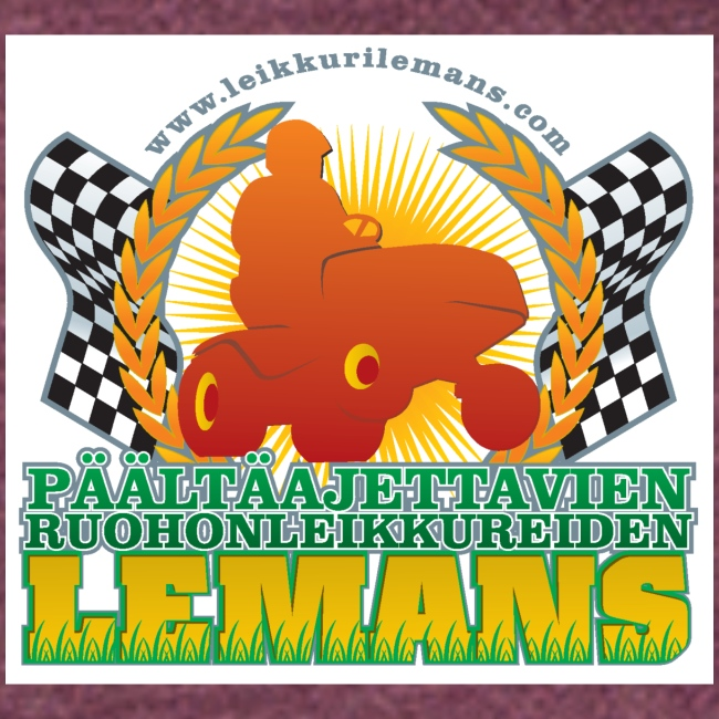 LeMans merkki spreadshirt