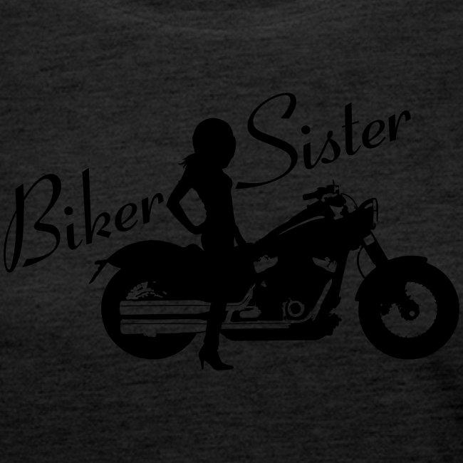 Biker Sister - Custom bike