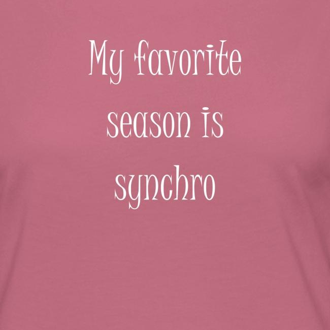 Favorite season