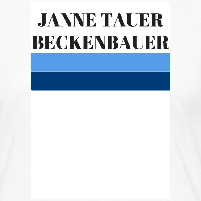 Janne Tauer BECKENBAUER