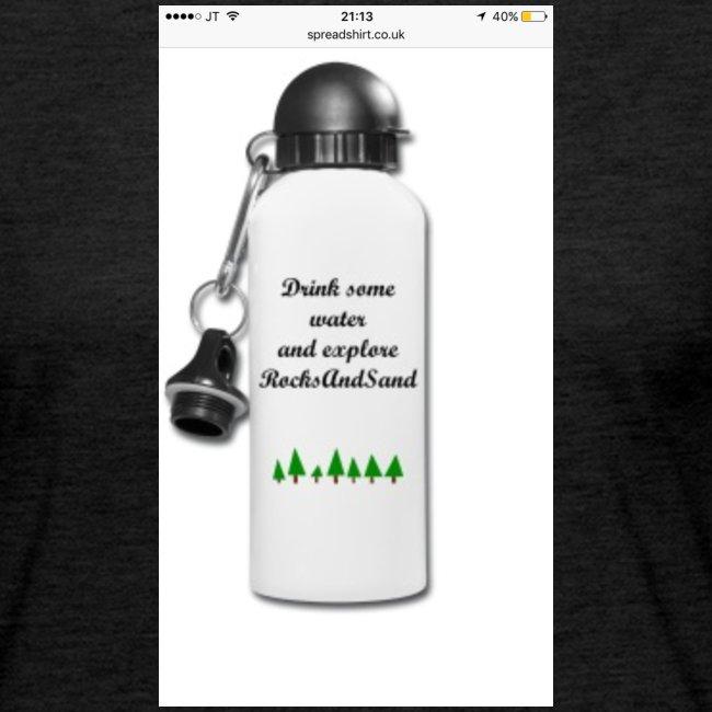 RocksAndSand adventure bottle
