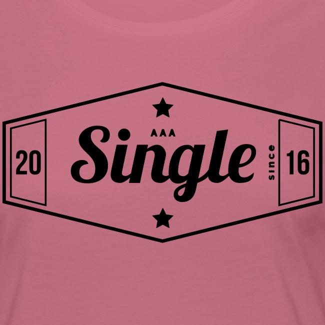 Single since 2016
