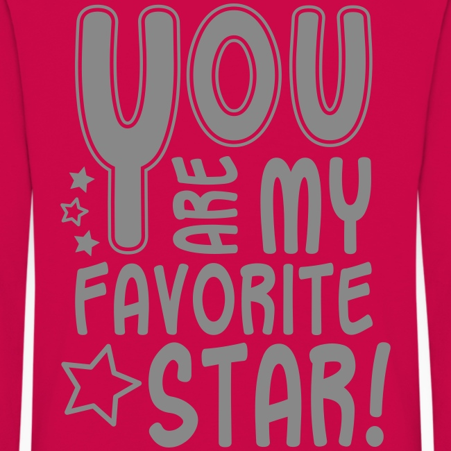 Favorite Star, Glitzer