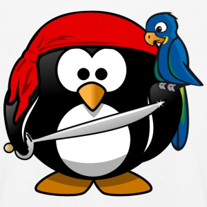 Pirate Penguin - Kids' Premium Longsleeve Shirt