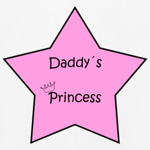 Daddy's Princess Star - Kids' Premium Longsleeve Shirt