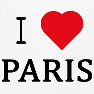 I Love Paris - Kinder Premium Langarmshirt