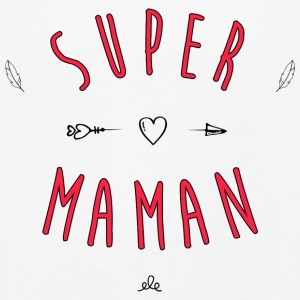 Super mom - Kinder Premium Langarmshirt