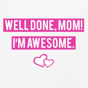 Well Done Mom - Kids' Premium Longsleeve Shirt