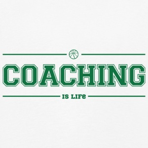 Coach / Trainer: Coaching Is Life - Kids' Premium Longsleeve Shirt