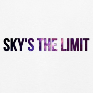 Sky is the limit - Kinderen Premium shirt met lange mouwen