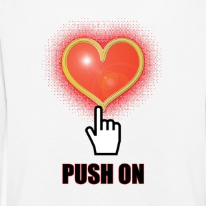 Push on - Kids' Premium Longsleeve Shirt